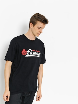 T-shirt Element Signature (flint black)