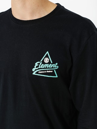 Longsleeve Element Ascent (flint black)