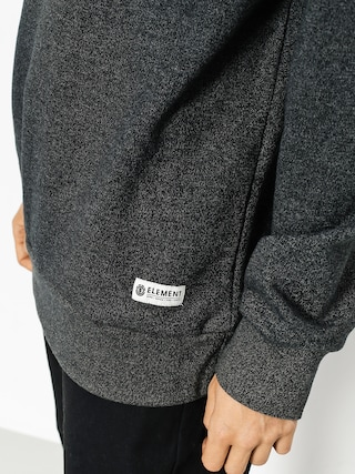 Bluza Element Cleaven Cr (black heather)