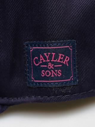 Czapka z daszkiem Cayler & Sons Pret A Smoke ZD (navy)