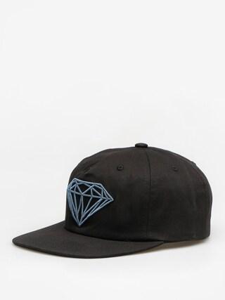 Czapka z daszkiem Diamond Supply Co. Brilliant Snapback ZD (black)