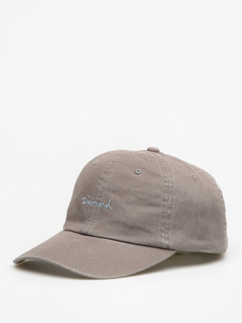 Czapka z daszkiem Diamond Supply Co. Og Script Sport ZD (green)