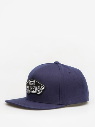 Czapka z daszkiem Vans Classic Patch Snapback ZD (dress/blues)