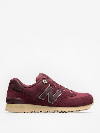 Buty New Balance 574 (chocolate cherry)