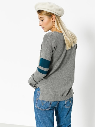 Sweter Element Bell Wmn (grey heather)