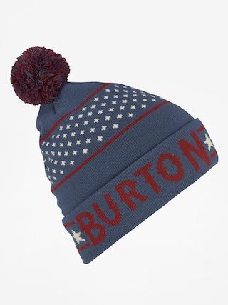 Czapka zimowa Burton Gramercy Bnie (mood indigo)