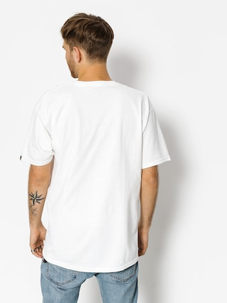 T-shirt Emerica Emerica Skateboard Logo (white/green)