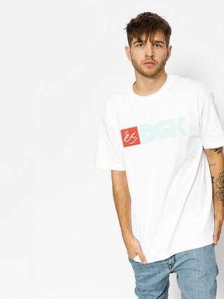 T-shirt Es Dgk (white)