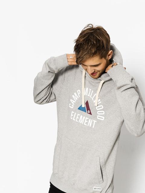 Bluza z kapturem Element Valdez HD (grey heather)
