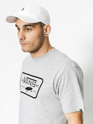 T-shirt Vans Full Patch (athletic/heather)