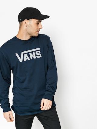 Longsleeve Vans Classic (navy/frost grey)