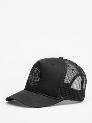 Czapka z daszkiem Element Serial Trucker ZD (flint black)