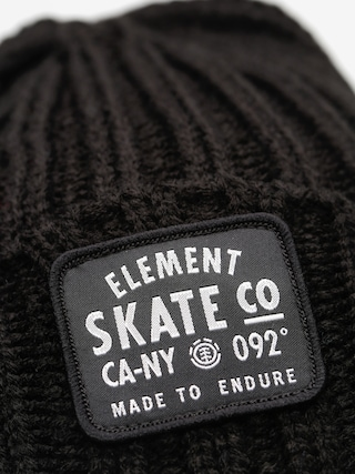 Czapka zimowa Element Counter Beanie (flint black)