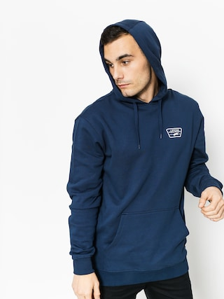 Bluza z kapturem Vans Full Patched HD (dress/blues)