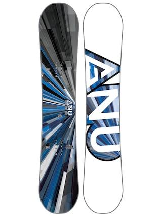 Deska snowboardowa Gnu Carbon Credit Btx Asym (multi)