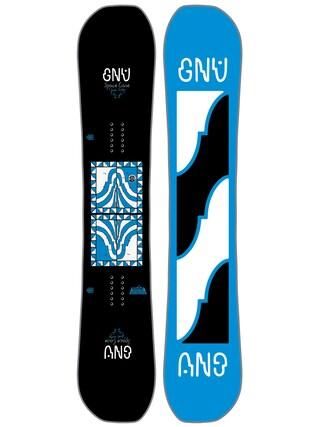 Deska snowboardowa Gnu Fb Space Case C2X Asym (blue)