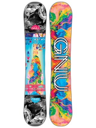 Deska snowboardowa Gnu B Nice Btx Asym Wmn (mirror)