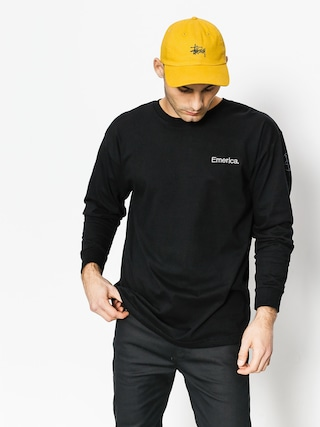 Longsleeve Emerica Trigram (black)