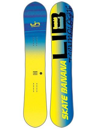 Deska snowboardowa Lib Tech Sk8 Banana Btx (yellow)