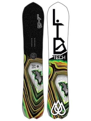 Deska snowboardowa Lib Tech T Rice Gold Member Fp C2X (white)
