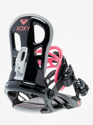 Wiązania snowboardowe Roxy Classic Wmn (black)