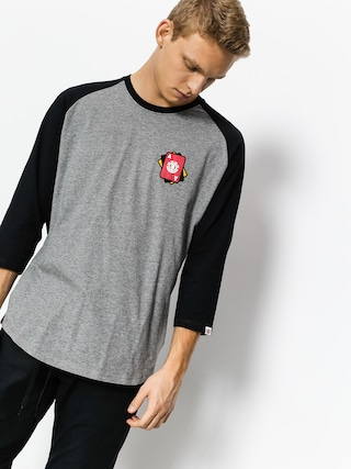 Koszulka Element Chips 3I4 Raglan (grey heather)
