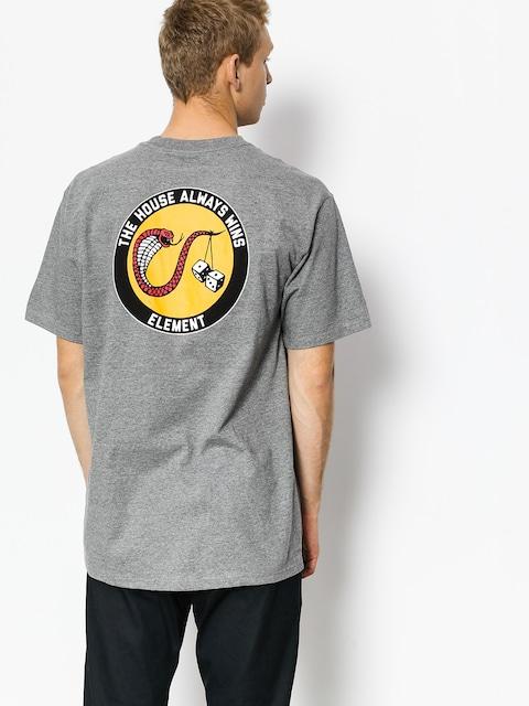 T-shirt Element Dice (grey heather)