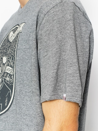 T-shirt Element Anonymous (grey heather)