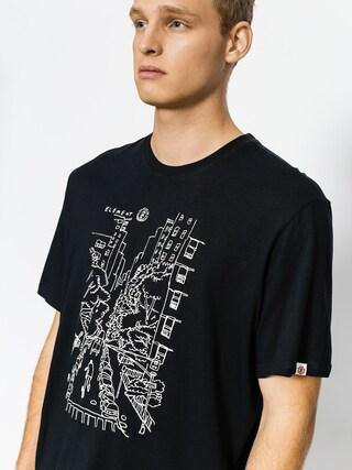 T-shirt Element City (flint black)