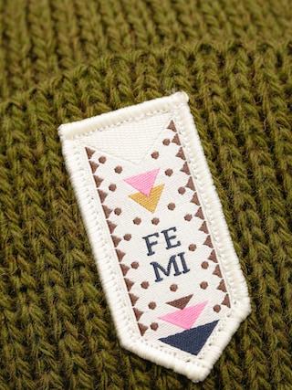 Czapka zimowa Femi Stories Speedy Wmn (khk)