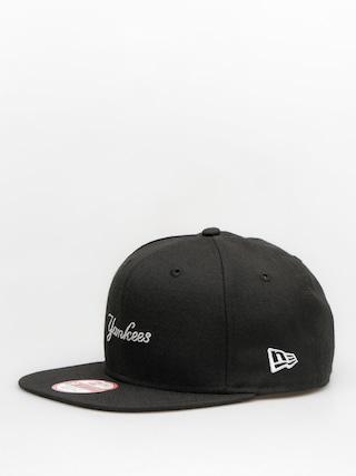 Czapka z daszkiem New Era Wool Mlb Wordmark ZD (black)