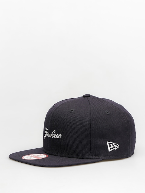Czapka z daszkiem New Era Wool Mlb Wordmark ZD