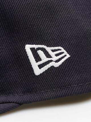 Czapka z daszkiem New Era Wool Mlb Wordmark ZD (navy)