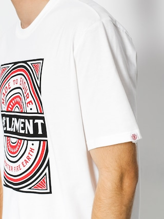 T-shirt Element Note (optic white)