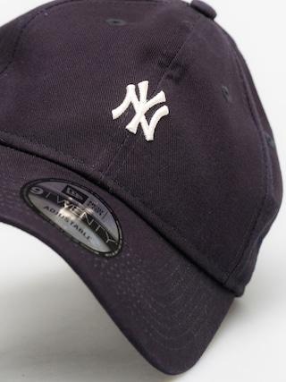 Czapka z daszkiem New Era Classic Mini Logo Mlb NY ZD (navy)