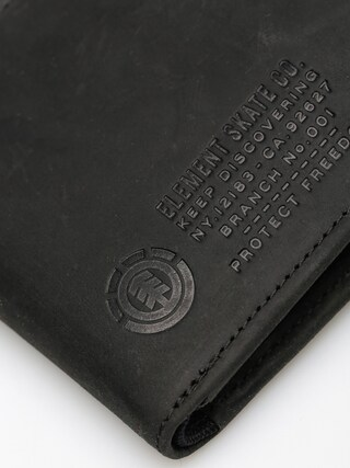 Portfel Element Endure L (black)