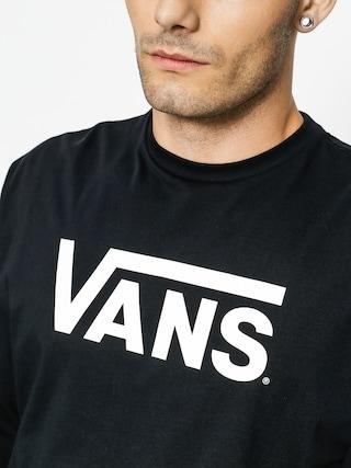 Longsleeve Vans Classic (black / white)