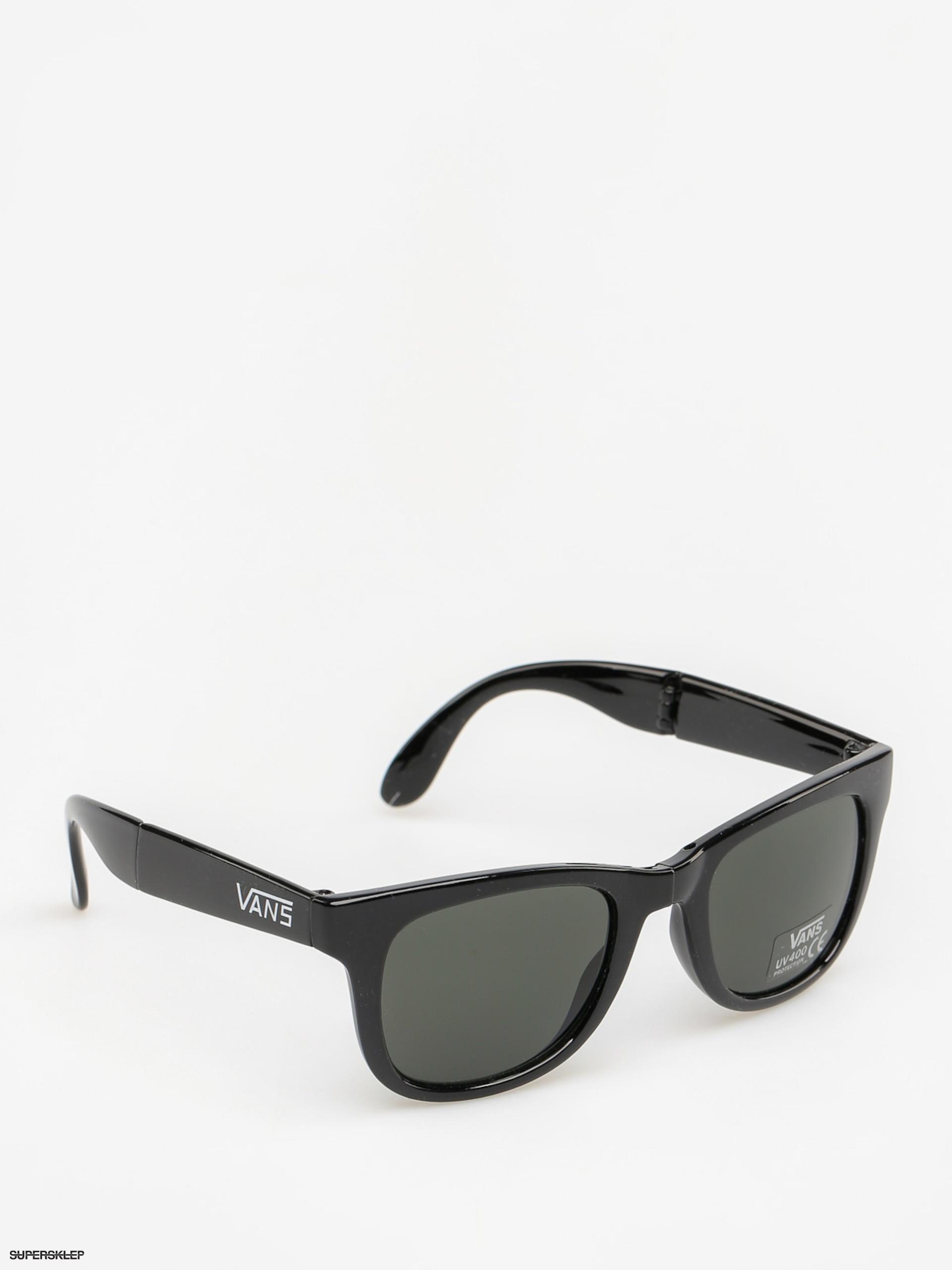 Okulary przeciwsłoneczne Vans Foldable Spicoli (black gloss)