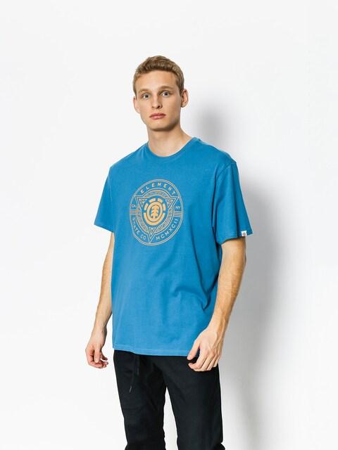 T-shirt Element Etch (vallarta blue)