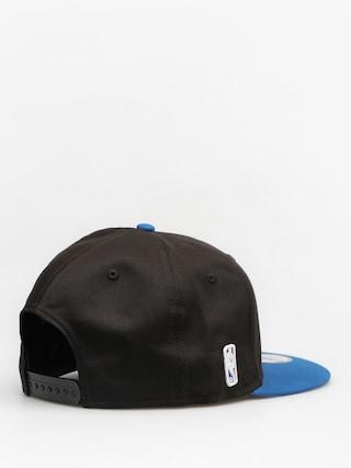 Czapka z daszkiem New Era Nba Team 9Fifty Min ZD (black/blue)
