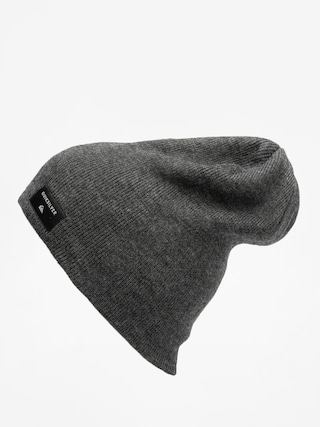 Czapka zimowa Quiksilver Cushy Slouch Beanie (dark charcoal heather)