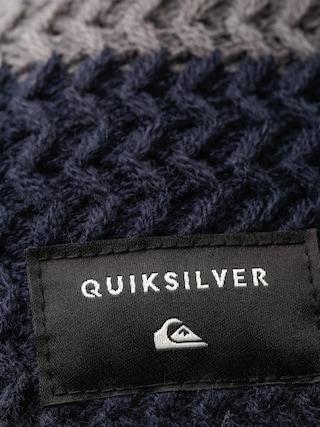 Czapka zimowa Quiksilver Cushy Color Beanie (iron gate/navy blazer)