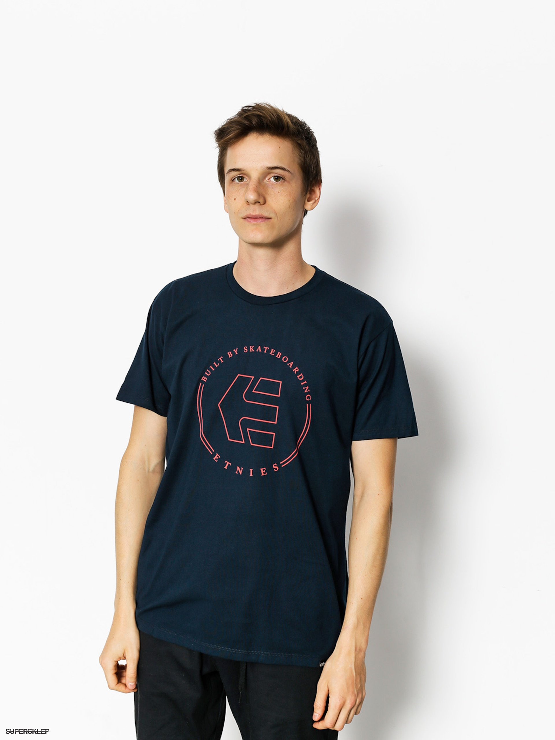 T-shirt Etnies Icon Ringer