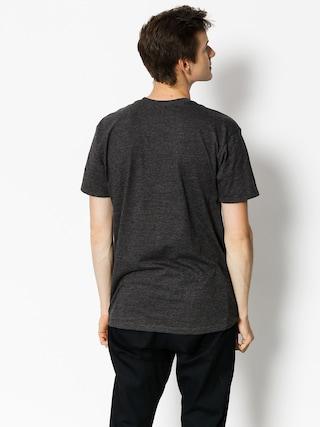T-shirt Etnies Felt E (charcoal/heather)