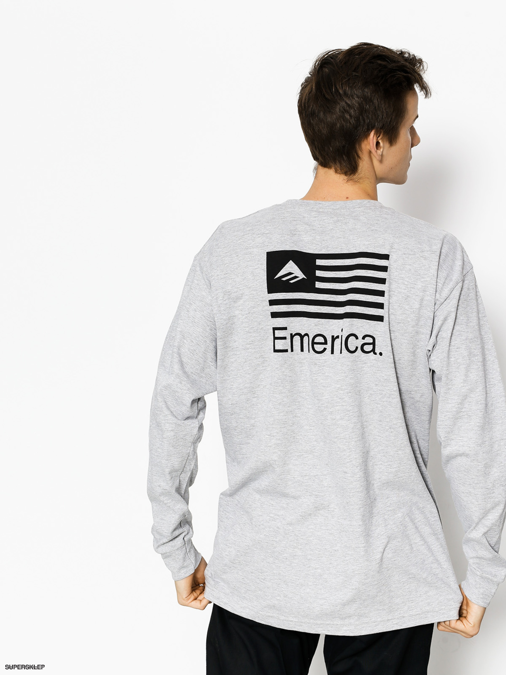 Longsleeve Emerica Pure Flag