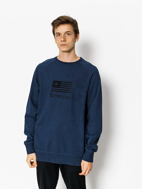 Bluza Emerica Arrows Crewneck (navy)