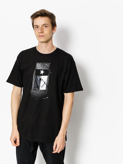 T-shirt Emerica Explosions Amp (black)