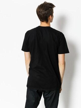T-shirt Etnies Mini Icon (black/white)
