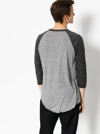 Koszulka Etnies Triblend Raglan (grey/light grey)