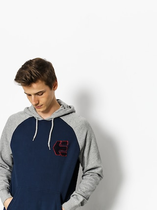 Bluza z kapturem Etnies Breakers HD (navy/grey)
